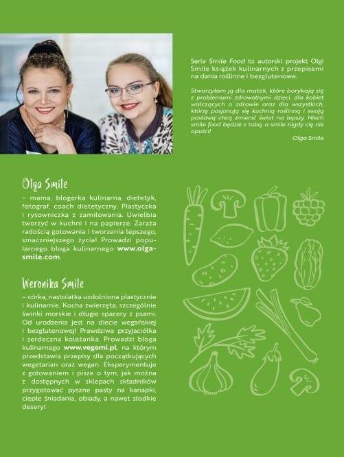 Roślinna kuchnia rodzinna – okładka II