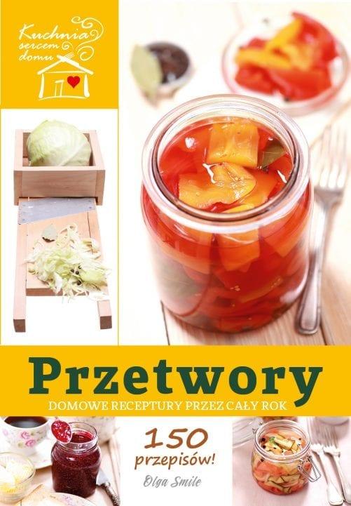 Okładka książki PRZETWORY 2020 e-Book