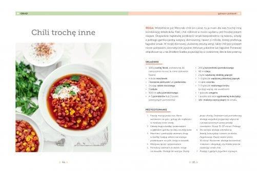 Roślinna kuchnia rodzinna – przykład chili